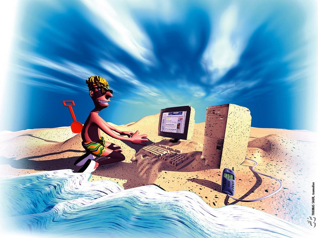 Internet wady i zalety